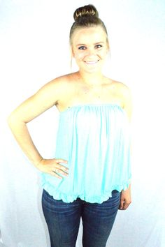Calli Top from Blush and Bashful Boutique