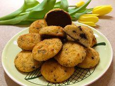 Kókuszlisztes cukormentes keksz