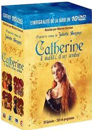 """Catherine"" (1986) - 60 Episodes - DVD"
