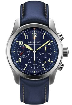Bremont Pilot The 2017 has new dials and hands housed in a new case design 6e2fde77bc4