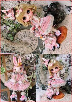 Prettam*カスタムブライス*SweetLolita +Rabi Doll Marionette* - ヤフオク!