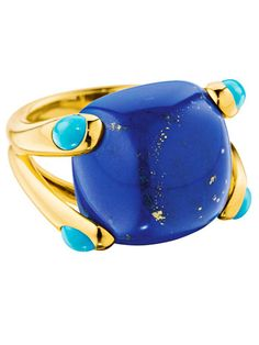 Obsessed with the color combination #verdura