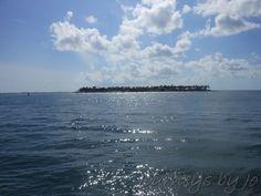 On our jetski tour around Key West - Thanks Barefoot Billy's!  (Via Marriott Beachside)