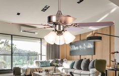 364.00$  Buy here - http://alidtp.worldwells.pw/go.php?t=32789728669 - lamps restaurant fan lamp of European modern bedroom living room ceiling fan light iron fan home lamp 364.00$
