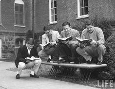 Hunkerin' - begun by University of Arkansas fraternity brothers - 1959