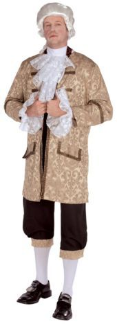 Deluxe Colonial Costume for Adults - Party City