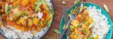 Lidl, Mango Curry, Guacamole, Tacos, Mexican, Ethnic Recipes, Food, Essen, Meals