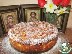 Пасхальный яблочный пирог - кулинарный рецепт