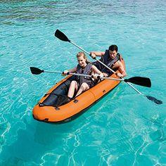 "Hydro-Force Ventura Kayak 130"" X 37"""
