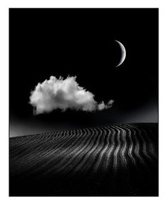 """""""The Crescent Moon"""" by Mal Bray"""