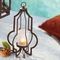 Marrakech Hanging or Tabletop Votive Holder by PartyLite Candles P91466 $25.00