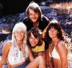 Singer From Music Band ABBA Was Born in the Horrific Nazi Project