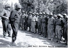 Image result for wwii red ball express
