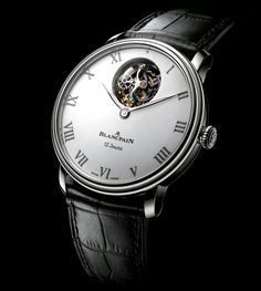 62d85389d3f Blancpain - Villeret One-Minute Flying Tourbillon - Trends and style -  WorldTempus