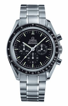 At the heart of the @omegawatches Speedmaster Moonwatch Professional, is Omega's mechanical caliber 1861 - essentially the same caliber that powered the timepieces that accompanied NASA astronauts on six trips to the moon. #omega #watchtime #chronograph