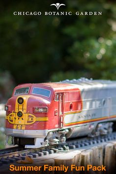 Travel to the best American landmarks without the hassles or the expense: Save 30% on a Summer Family Fun Pack, which includes 5 tickets to the Model Railroad Garden, featuring 40 American landmarks. Plus 5 tickets to Butterflies & Blooms and parking for one car. Buy now!