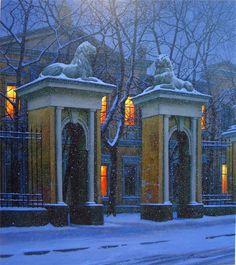 Alexei Butirskiy @@@@.........http://www.pinterest.com/yelseltsew/art-makes-the-world-go-around/