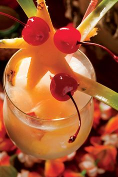 Tiki drinks will reign at Liz Lessner's newest project, Grass Skirt.