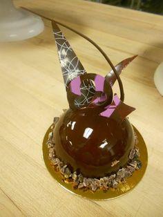 Chocolate Mousse Petite Gateaux
