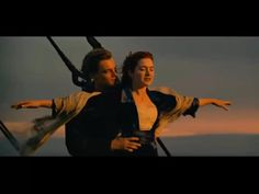 Titanic Leonardo Dicaprio, Leonardo Dicaprio Kate Winslet, Young Leonardo Dicaprio, Sad Movies, Famous Movies, Romeo And Juliet Leo, Film Titanic, Leonardo Dicapro, Leo And Kate