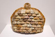 Barbara Bartlett tea bag art and cozy to keep tea pot warm.