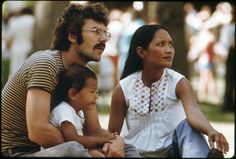 """""""Family enjoys a Fourth of July holiday in a park at Sleepy Eye, Minnesota, which is 12 miles west of New Ulm."""" (This photograph was taken by Flip Schulke, July New Ulm, Mixed People, July Holidays, Miss Moss, Still Picture, Photo Maps, National Archives, Fourth Of July, Minnesota"""