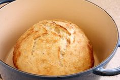 Simple, Delicious No-Knead Artisan Bread Recipe - Powered by @ultimaterecipe