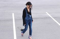 How To Style It: The Overalls — WoahStyle