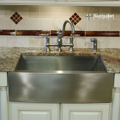 Kitchen Sinks And Faucets. I think I really like this. | Kitchens ...