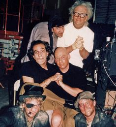 Huey Lewis and the News for their video clip