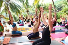 25 Incredible Yoga Retreats Around the World