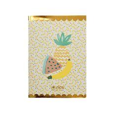 Rice A4 schriftTutti Frutti