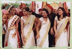 Kasavu Saree- Aisha- Sonam Kapoor