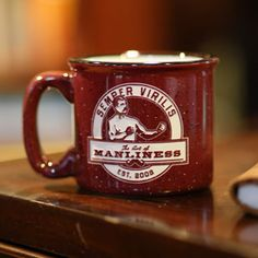 Check out the The Art of Manliness 15oz. Etched Mug on the Art of Manliness Store!