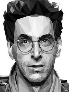 Egon - Ghostbusters - Simon Delart