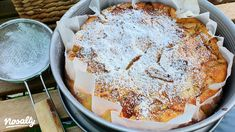 Almás-fahéjas, túrós sütemény   Nosalty Camembert Cheese, French Toast, Dairy, Pie, Sweets, Breakfast, Desserts, Food, Apples