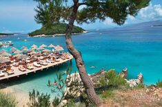 I enjoyed my trip to Ksamil to the fullest and I promised myself to return to this Albanian jewel the next year. Ksamil is the perfect place, in case you want to… Beach Fun, Perfect Place, Beaches, Amazing, Water, Outdoor, Gripe Water, Outdoors, Sands