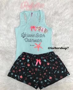 Cute Pajama Sets, Cute Pjs, Cute Pajamas, Cute Sleepwear, Sleepwear Women, Pajamas Women, Cute Christmas Pajamas, Cute Lazy Outfits, Lingerie Outfits