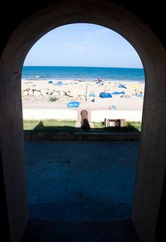 Tranquebar - the old Danish fort in India east coast