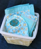 Juicy Bits: 85: baby blanket gift set - part 2