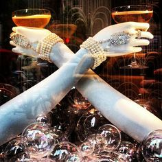 Tiffanys Display Window for The Great Gatsby