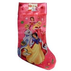 Disney Princess Christmas Stockings ** This is an Amazon Affiliate link. Check out the image by visiting the link.