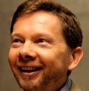 Eckhart Tolle. Eckhart's profound yet simple teachings have helped countless people throughout the world find inner peace and greater fulfillment in their lives. At the core of the teachings lies the transformation of consciousness, a spiritual awakening that he sees as the next step in human evolution. His books, The Power of Now and the highly acclaimed follow-up A New Earth are two of the best-selling Mind, Body, Spirit books in the world.