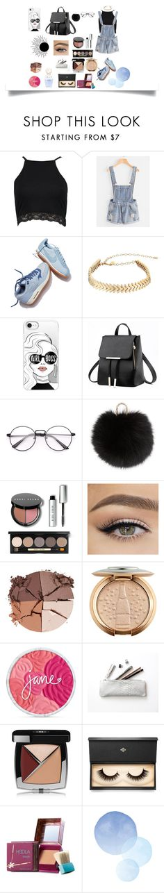 """""""What do you guys think???  Comment"""" by fashion-baby13 ❤ liked on Polyvore featuring Boohoo, NIKE, Rebecca Minkoff, Casetify, Yves Salomon, Bobbi Brown Cosmetics, lilah b., Marc Jacobs, Chanel and Lash Star Beauty"""