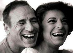 Mel Brooks & Anne Bancroft
