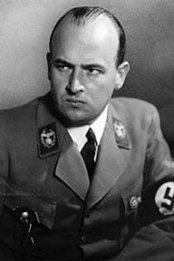 Hans Michael Frank, Thule Society member, was a German lawyer who worked for the Nazi Party during the 1920s and 1930s, and later became Adolf Hitler's personal lawyer.