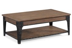 Living Spaces - Layden Lift Cocktail Table