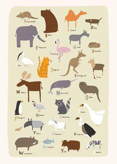 Image of Animal ABC