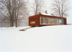Ten Broeck Cottage - Messana O'Rorke | http://www.bimbon.com.br/projeto/ten_broeck_cottage