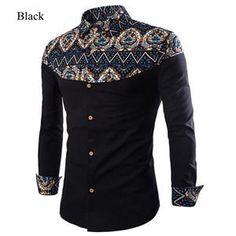 Fashionable Linen Shirt
